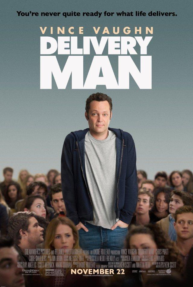 Delivery Man Movie