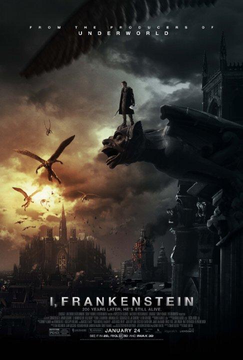 I, Frankenstein Movie Online