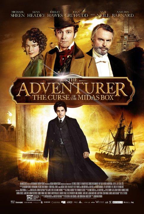 The Adventurer The Curse of the Midas Box