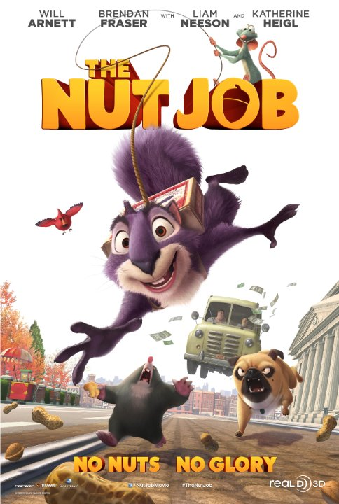 The Nut Job Movie Online Streaming